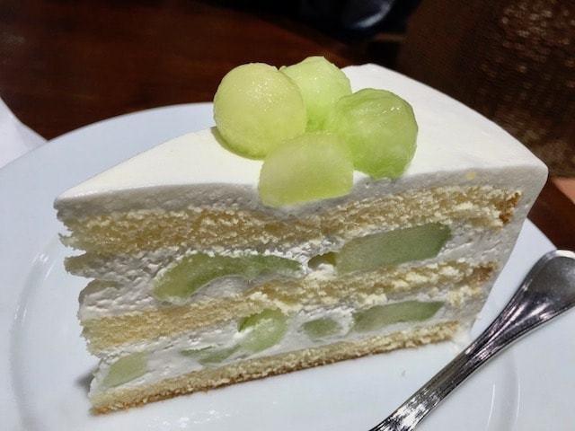 harbs-メロンケーキ