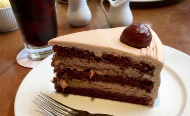 harbs-マロンチョコレートケーキ