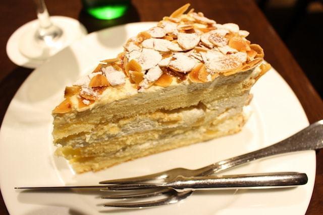 harbs-カスタードマロンケーキ
