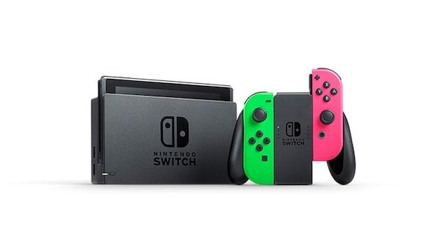 nintendo switch スプラトゥーン